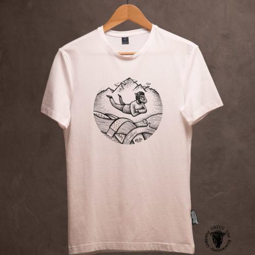 The Oscian Blacksheep untoy_t shirt_réunion_974