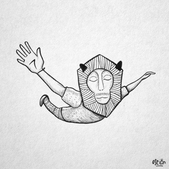 the Oscian - Flying Monkey