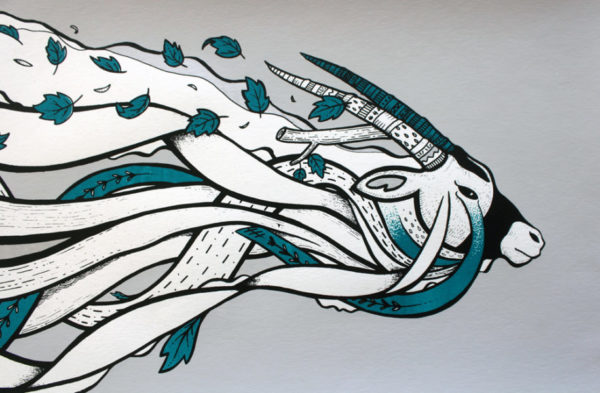 the-oscian-oryx-serigraphie